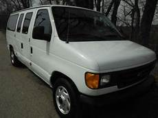 auto air conditioning service 2012 ford e150 electronic throttle control buy used 2004 ford econoline e150 passenger van 6 doors 4 6liter 8 cyl w airconditioning in