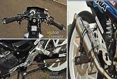 Satria Fu Road Race Style by Suzuki Satria Fu Modif Road Race Trail Dan Touring