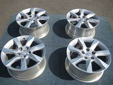 4 used clean 17 quot factory acura tl oem rims wheels 2009 14