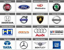 Best Car Company Logos  Cars Modified Dur A Flex