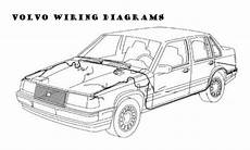 2000 volvo s80 wiring diagrams download download manuals