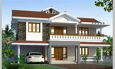 2600 sq ft double floor contemporary home design veeduonline
