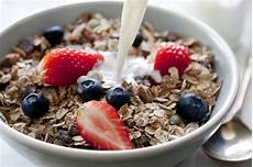 healthy breakfast cereals nhs