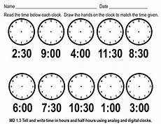telling time free worksheets for grade 1 3566 pin on tutoring