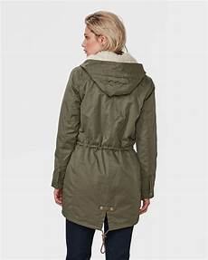 damen parka mit teddyfutter 79372909 we fashion