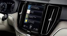 Volvo Updates Sensus Infotainment Expands In Car Delivery