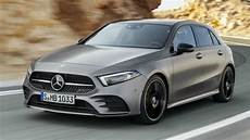 mercedes classe 2018 2018 mercedes a class edition 1 special model with