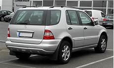 File Mercedes Ml 270 Cdi W 163 Facelift