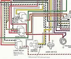 porsche wiring diagrams porsche 174 1956 1959 wiring diagram poster ynz s online store