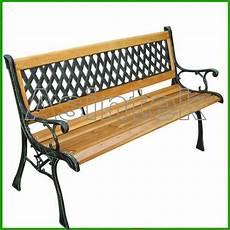 panchina da giardino legno asintek panchina da giardino in legno e ghisa lavorata