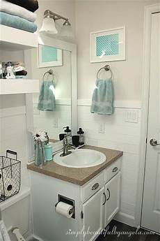 bathroom ideas for apartments shiplap in the bathroom simply beautiful by angela