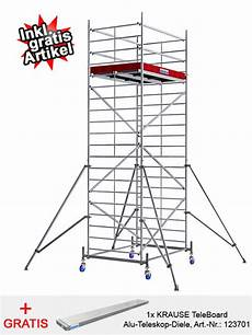 Leiter 7 Stufen - krause leiter safety haushaltsleiter stehleiter 7 stufen