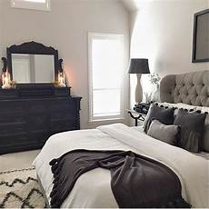 Bedroom Ideas Grey Headboard master bed tufted grey headboard future house decor