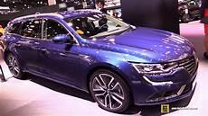 2018 Renault Talisman Exterior And Interior Walkaround