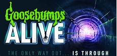 win tickets to goosebumps alive with overnight stay at