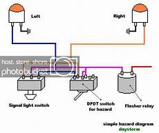 7 Pin Hazard Switch Wiring by Quot Custom Quot Hazard Switch Grassroots Motorsports Forum