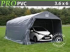 Zelt Als Garage by Lagerzelt Zelt Garagen 3 6x6x2 68m M Pvc Mit Bodenplane