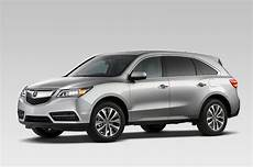 2016 acura mdx reviews and rating motor trend