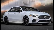 2019 mercedes a class sedan a220 interior exterior and