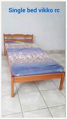 Harga Ranjang Kayu Tempat Tidur Minimalis Olympic Sebuah