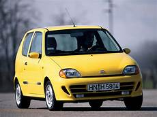 1998 Fiat Seicento Sporting Related Infomation