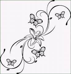 neu schmetterling vorlagen butterfly flower