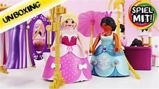 Ausmalbild Prinzessin Playmobil Playmobil Ankleide Und Sch 246 Nheitssalon Princess 6850 Im