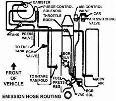 1986 corvette engine diagram l98 vacuum diagram corvette forum digitalcorvettes corvette forums