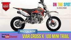 Viar Cross X 100 Mini Trail Photo