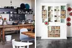 Küche Offenes Regal - offene k 252 chenregale stylen moebel de