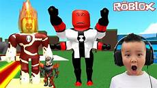 unlimited ben 10 tycoon roblox gameplay with ckn