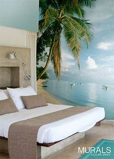Bedroom Easy Wall Mural Ideas by Wall Decor That Helps You Create A Mini Getaway