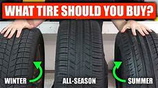 Summer Vs Winter Vs All Season What Tires Should You Buy