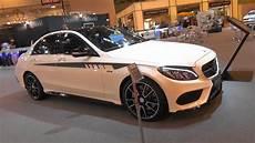 Mercedes C450 4 Matic W205 Essen Motor Show 2015