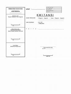 contoh kwitansi pembayaran pdf