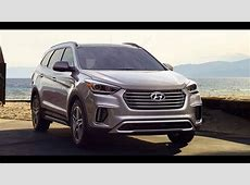 2019 All New Hyundai Santa Fe Sport   YouTube