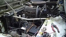 Lada Niva 1 7i Engine