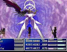 Image result for FF7 Sephiroth Last Battle