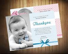 thank you card template for baptism free 12 baptism thank you cards in word psd ai eps