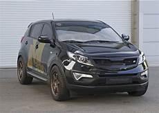 Kia Sportage Tuning - roadruns kia sportage r tuning radiaor grille ver 1 no