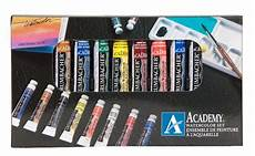 grumbacher academy watercolor paint offers a great