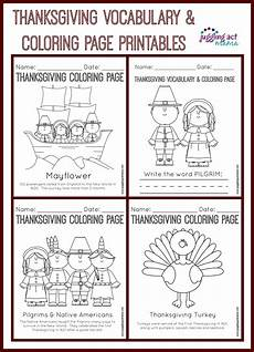 thanksgiving worksheets 18483 thanksgiving vocabulary and coloring page printables thanksgiving coloring pages thanksgiving