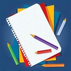 ناقل قلم الكتاب والألوان متفرقات المتجهات ناقل حر تحميل مجاني
