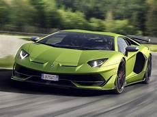 Lamborghini Aventador Svj La Plus Rapide Au Monde Sur Le