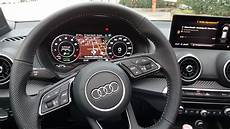 new audi q2 cockpit mmi plus 1 4 tfsi 150 cv