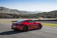 2018 Porsche 718 Cayman And Boxster Gts Drive Review