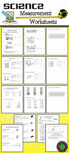 measurement worksheets high school science 1457 teaching measurement skills is an essential part of middle school science add th middle