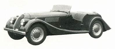 1955 Morgan Plus Four  Classic Automobiles