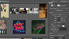 creating a contact sheet in adobe bridge youtube