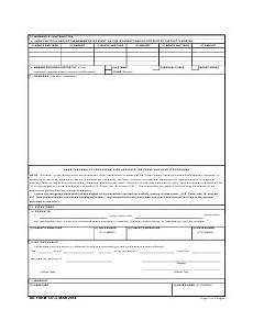 dd form 137 3 download fillable pdf dependency statement parent templateroller